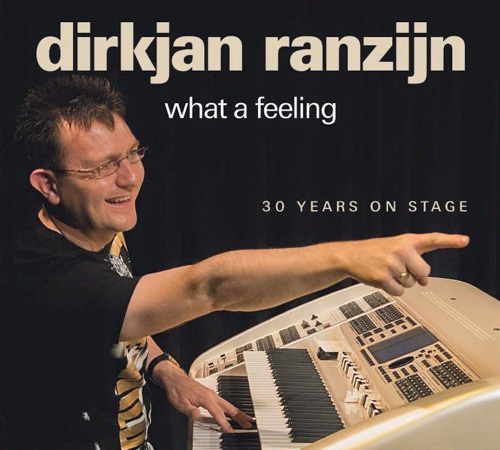 DirkJan Ranzijn 30 years on stage